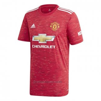 Camisola Manchester United 1º 2020-2021