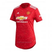Camisola Manchester United 1º Mulher 2020-2021