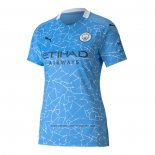 Camisola Manchester City 1º Mulher 2020-2021