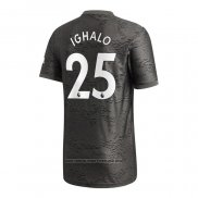 Camisola Manchester United Jogador Ighalo 2º 2020-2021