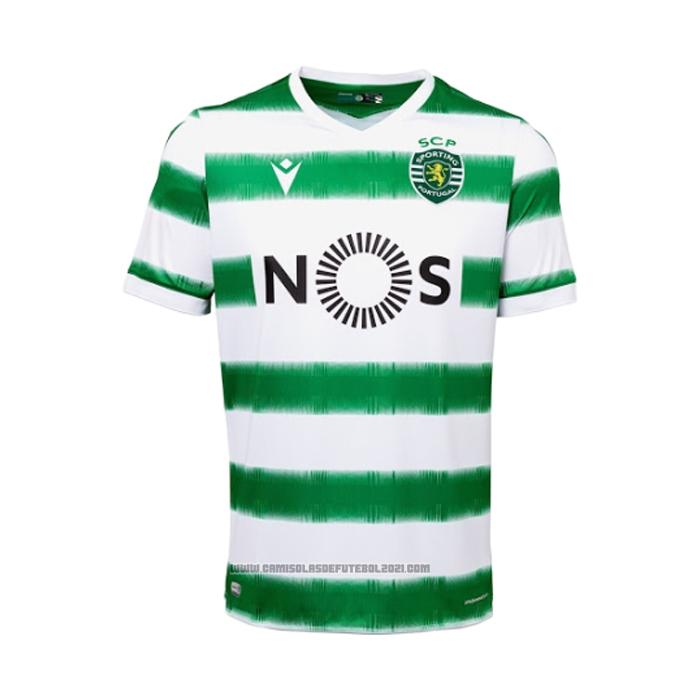 Camisola Sporting 1º 2020-2021